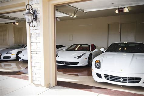 mayweather car collection floyd mayweather s exquisite white car collection