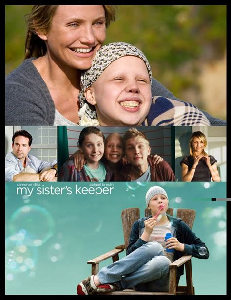 my sisters keeper movies que exagerado
