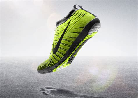 nike barefoot shoes nike jumps into barefoot running with a new knit shoe wired