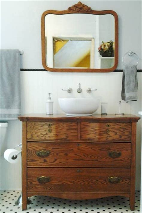 antique dresser bathroom vanity unique and different design best bathroom vanities 2014