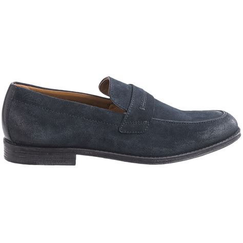 clarks suede loafers clarks hawkley free loafers for save 66