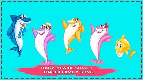 baby shark non stop the finger family song baby shark song daddy finger