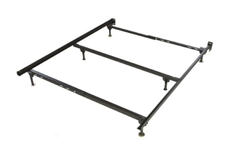 queen size metal bed frame queen metal bed frame at gardner white