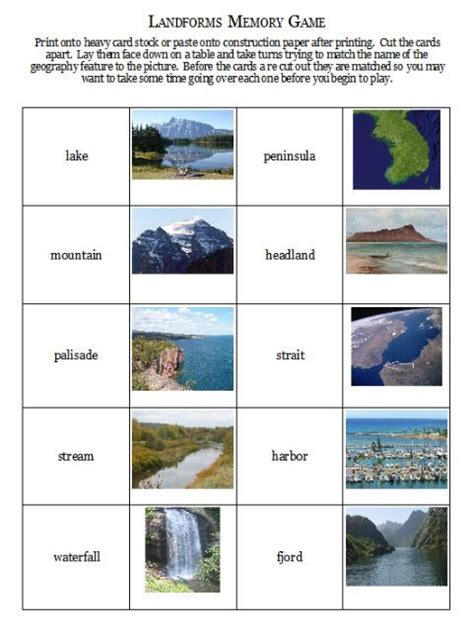 pattern types geography 98 best images about teaching map skills landforms on
