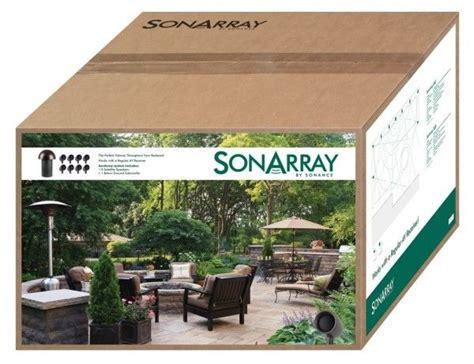 sonance sonarray sr outdoor theater speaker system
