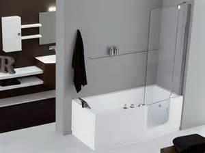 vasca da bagno con porta vasca da bagno in metacrilato con porta iris novellini