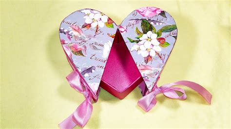Valentines Gifts For Everyone Shaped Buys by Diy Shaped Gift Box Gift Box In The Shape Of