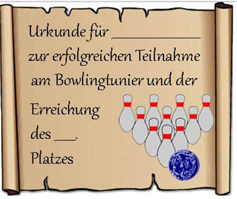 Kostenlose Vorlage Urkunde Kinder Pin Urkunde Bowling Vorlage Kostenlose Bowlingurkunde On