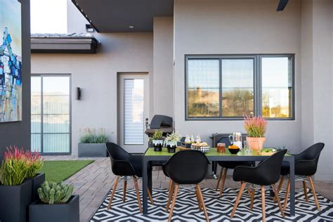 smart home ideas 2017 pictures of the hgtv smart home 2017 backyard full room