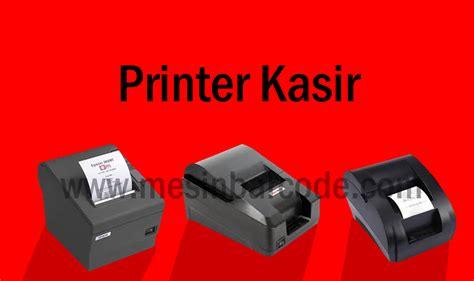 Printer Kasir definisi printer kasir berserta harga terbaru 2017 gt jenis jenis barcode