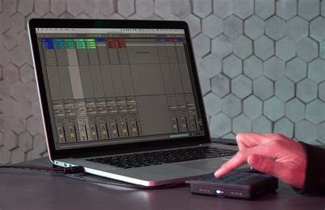 ableton live lite now integrated with all lightpad blocks