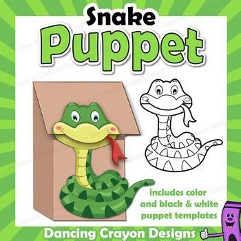 snake puppet template 1000 images about printable puppets on