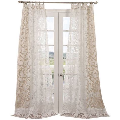 patterned sheer curtain panels best 25 sheer curtain panels ideas on pinterest sheer