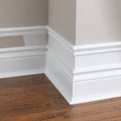 Floor Trim Ideas Make Your Baseboard More Dramatic Add Small Pieces Of Trim To The Top Of Existing Baseboard