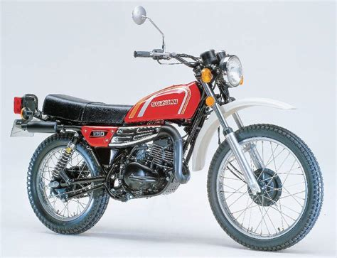 1980 Suzuki Ts 250 Suzuki Ts250