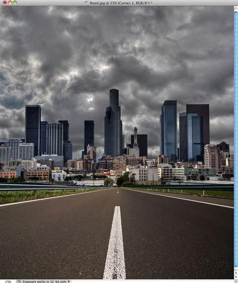 background jalan kota vector screen membuat portrait studio olahraga dengan