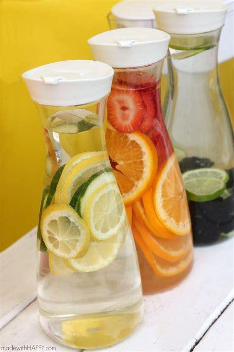 Cucumber Orange Water Detox by 1000 Ideas About Lemon Cucumber Water On