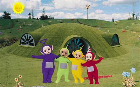teletubbies house episodes 104 107 the shadow out of time
