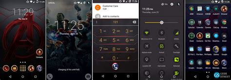 themes engine super hero themes for cm theme engine apk mod