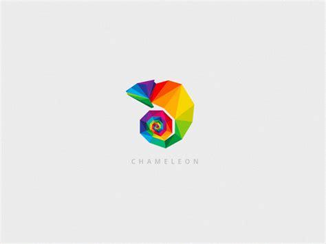 graphis logo design 8 低多边形风格动物logo设计 素材中国16素材网