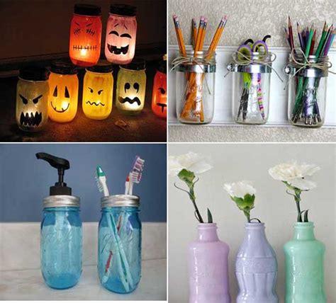 12 ideas creativas con botellas y tarros de vidrio papelisimo 35 ideas creativas para reciclar y decorar con tarros de