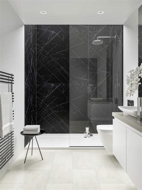 Superb Dark Bathroom Tile #3: Multipanel-Linda-Barker-Collection-Nero-Grafite-Click-flooring-Rimini.jpg