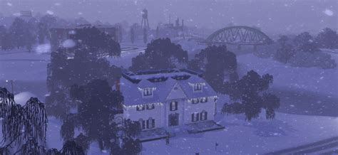 the sims 3 seasons winter guide