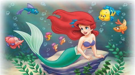 wallpaper disney little mermaid the little mermaid wallpapers wallpaper cave