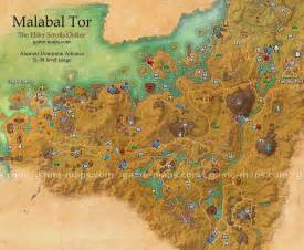 Eso World Map by Malabal Tor Map The Elder Scrolls Online Game Maps Com