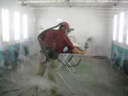 spray painter course spray painting efficiency neshap 171 pprc
