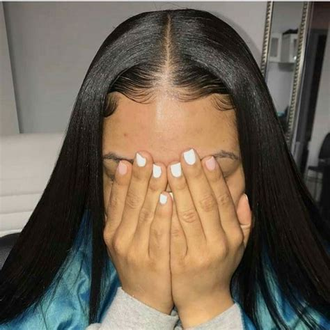 sew in with no edges as 25 melhores ideias de edges hair no pinterest black
