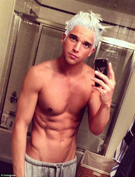 bleached pubic hair men bleached blonde hair sex porn images