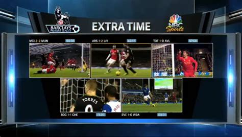 epl on nbc dish network adds premier league extra time channels