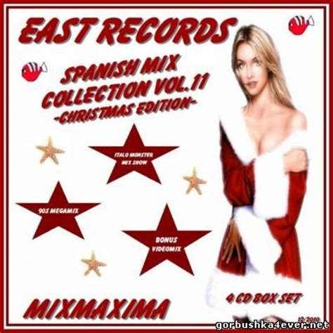 Records Spain East Records Mix Collection Vol 11 2010 Edition 2 April 2013