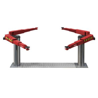 swing arm lift inground twin ram swing arm type lifts gemco experts