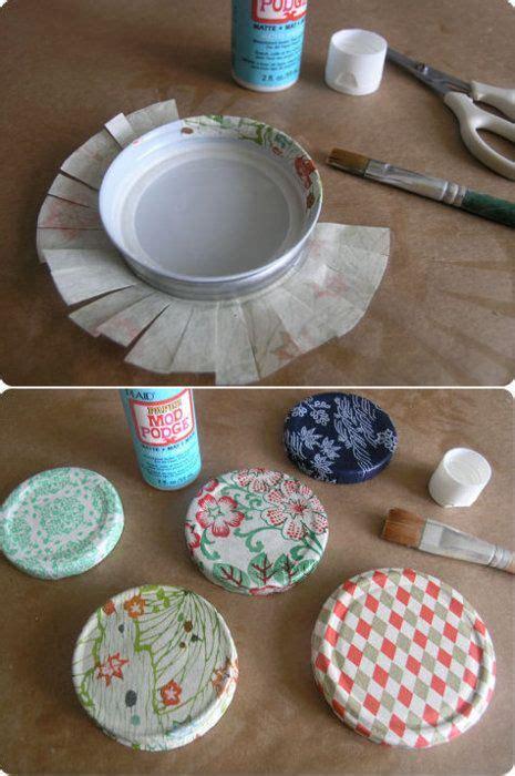 fabric decoupage glue 25 best ideas about decoupage jars on