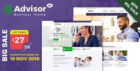 themeforest insurance theme themeforest advisor download consulting business