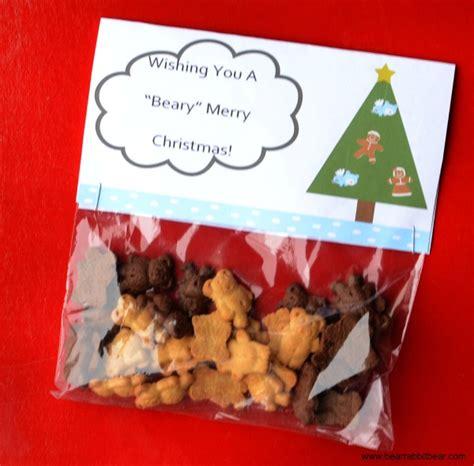christmas snacks for preschool preschool treat printable family crafts