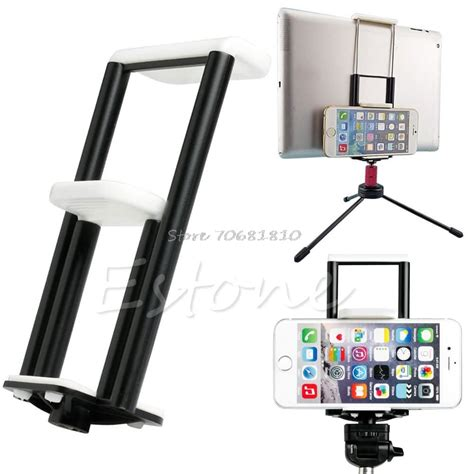 ipad light stand mount tablet ipad mobile tripod light stand bracket and android