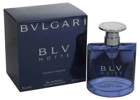 Parfum Bulgari Pour Home blv notte bulgari pour femme