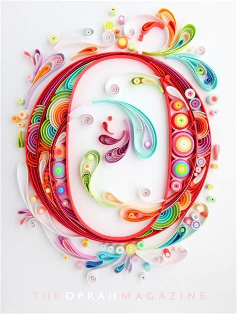 typography quilling tutorial 25 best ideas about quilling letters on pinterest paper
