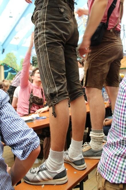stand up on the bench top things to do at the oktoberfest packing my suitcase