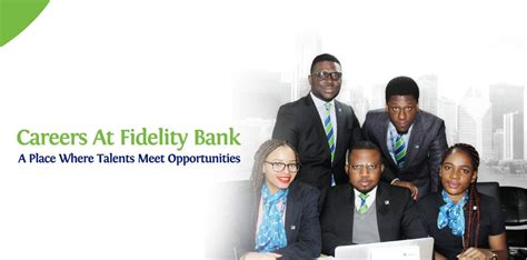Fidelity Mba Careers by Fidelity Bank Plc Graduate Trainee Recruitment 2017 For