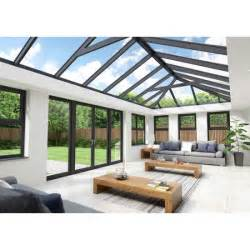 Brand New Kitchen Designs 4 5m x 4m skyroom orangery replacment roof double hip