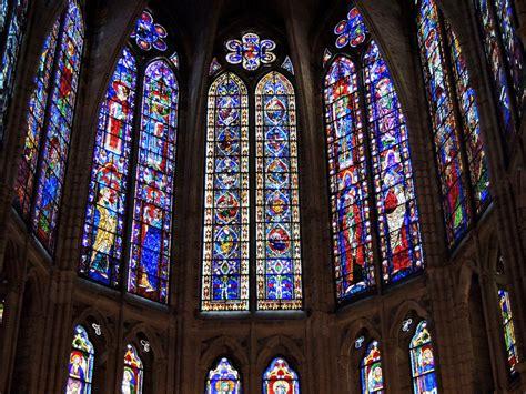 imagenes vidrieras goticas pulchra leonina cr 233 menes le 243 n espa 241 a