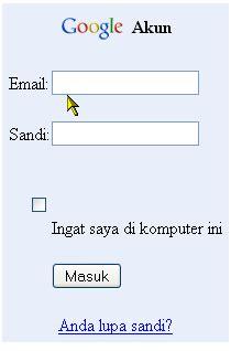 membuat form login blog cara mudah membuat form login pada blogger