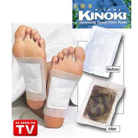 Foot Detox Treatment Reviews by Kinoki Detox Foot Pad Scam Reviews Side Effects