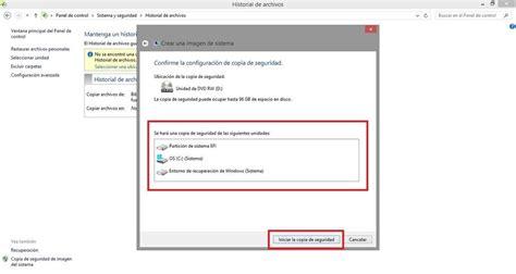 como crear imagen del sistema en windows 10 youtube c 243 mo crear una imagen del sistema en windows 10 y