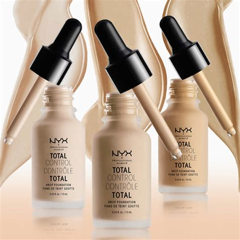 Nyx Foundation exactly why you need the new nyx foundation in your