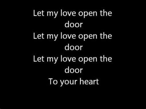 An Open Door Lyrics by Mircea Eremia Cardio Official Mp3